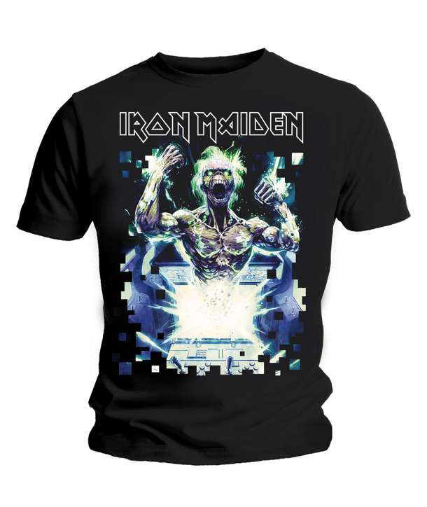 Camiseta IRON MAIDEN - Speed Of Light