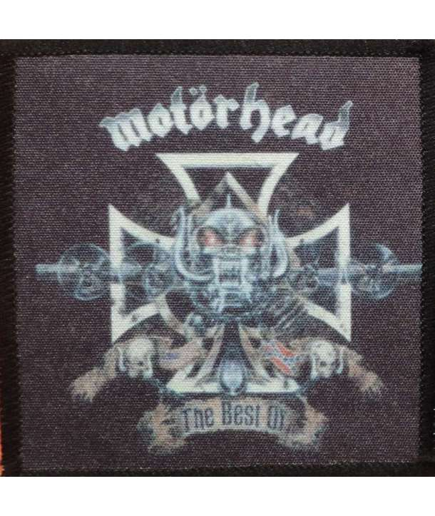 Parche MOTORHEAD - Best Of