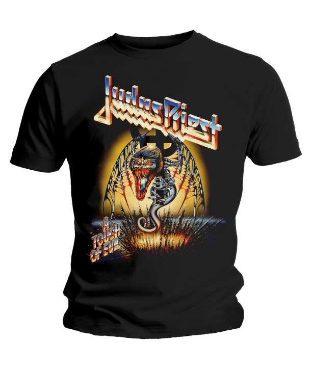 Camiseta JUDAS PRIEST - A Touch Of Evil