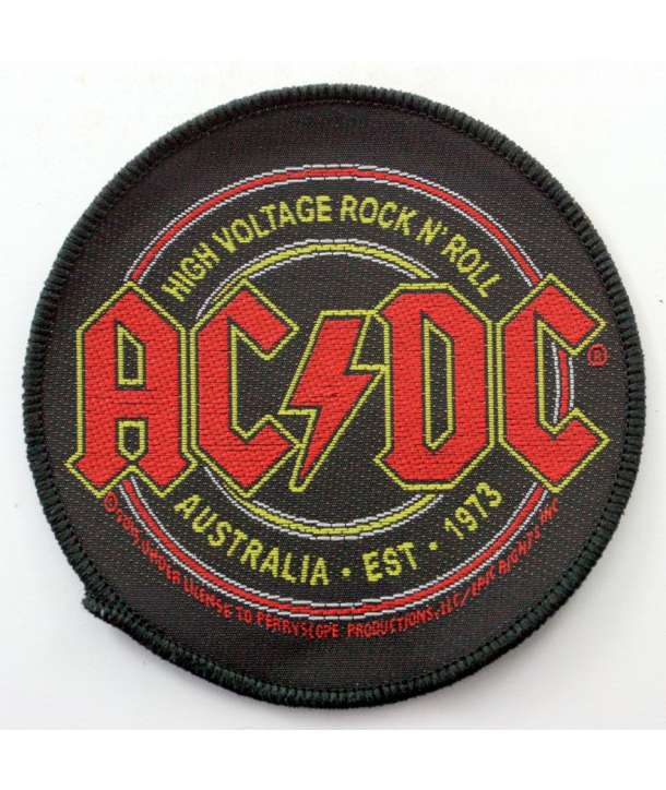 Parche ACDC - High Voltage