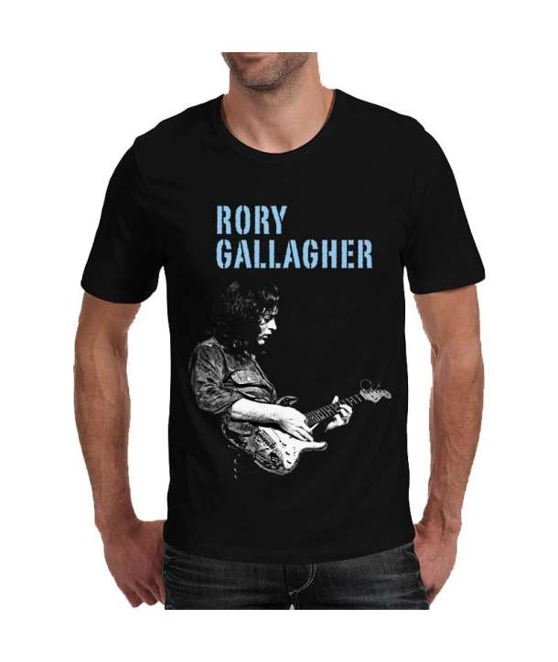 Camiseta RORY GALLAGHER - Photo Live