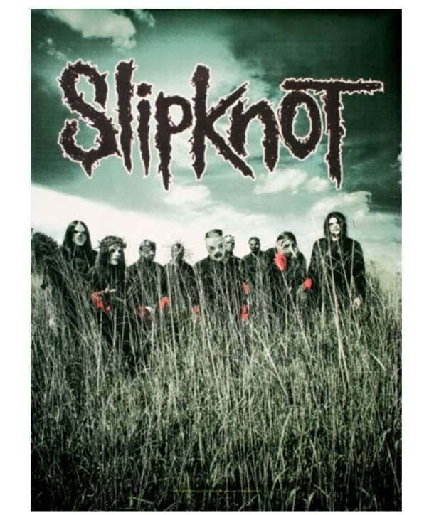 Bandera SLIPKNOT - Rock Out