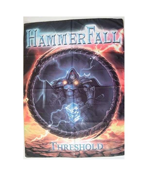Bandera HAMMERFALL - Threshold