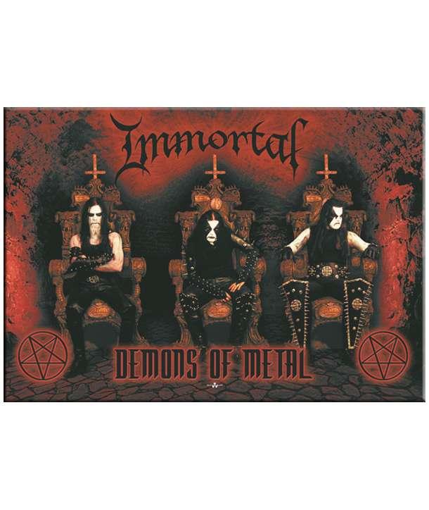 Bandera IMMORTAL - Demons Of Metal