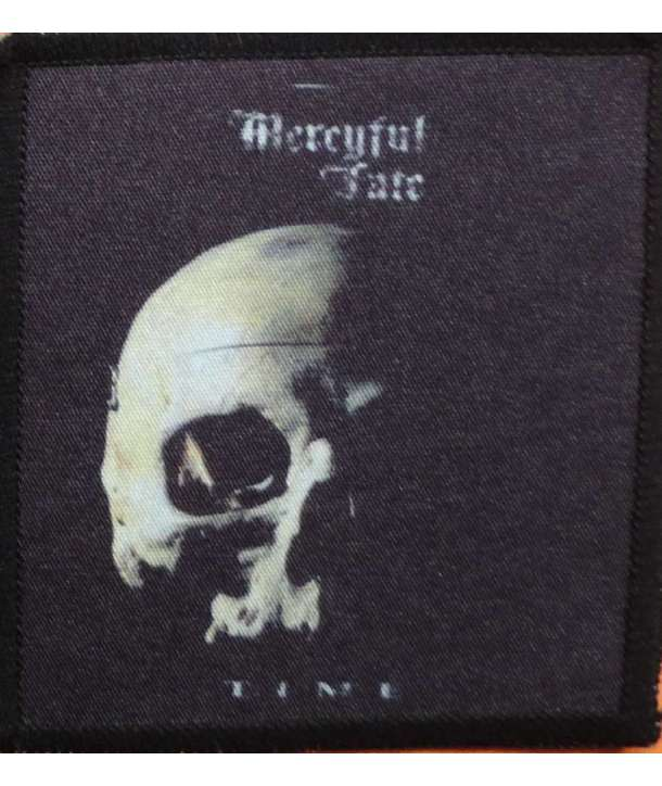 Parche MERCYFUL FATE - Time