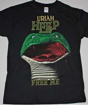 f2f6d78bb6 Camiseta URIAH HEEP - Free Me ...