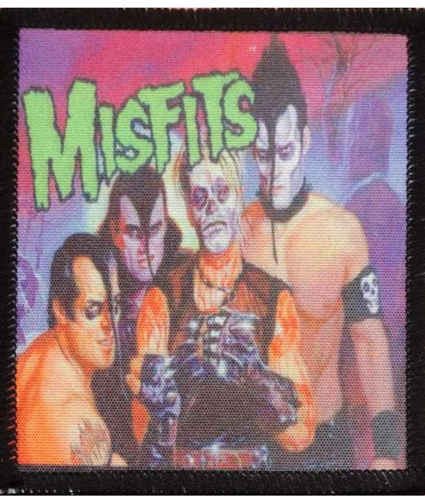 Parche MIFITS - Famous Monsters