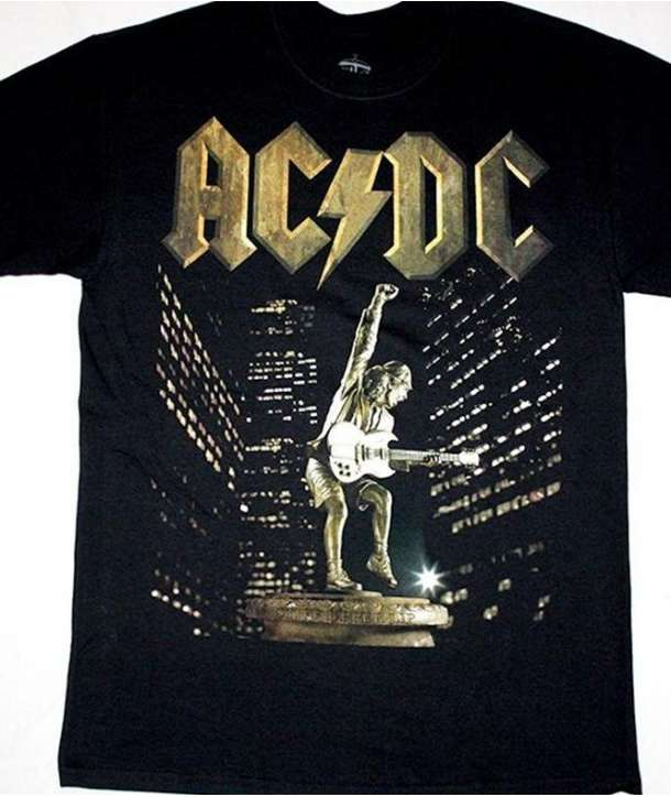 Camiseta ACDC - Stiff Upper Lip