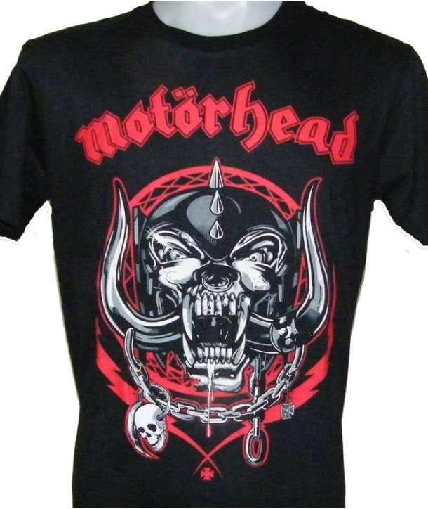 Camiseta MOTORHEAD - Lightning Wreath