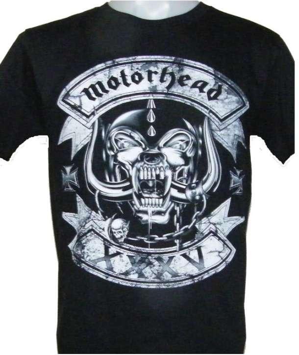 Camiseta MOTORHEAD - XXXV