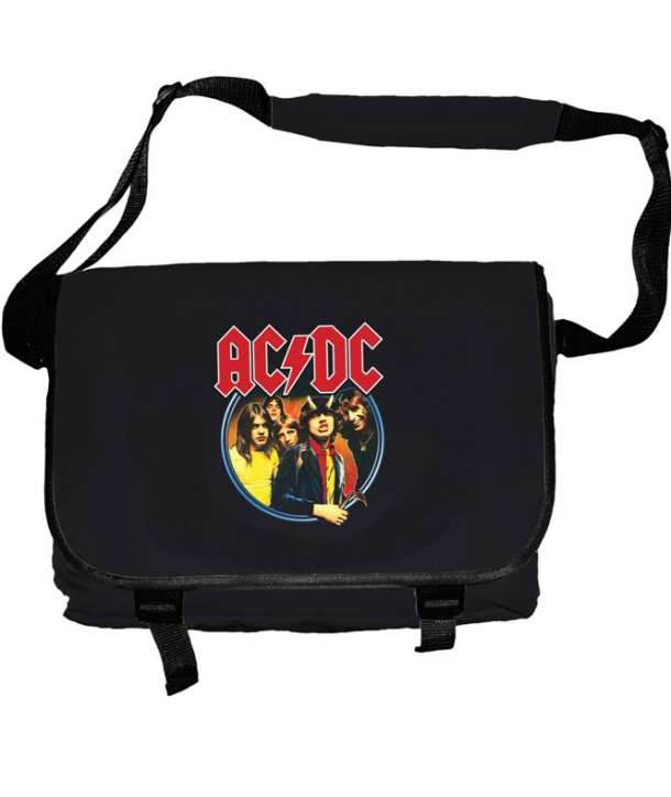 Bolso ACDC - Highway To Hell