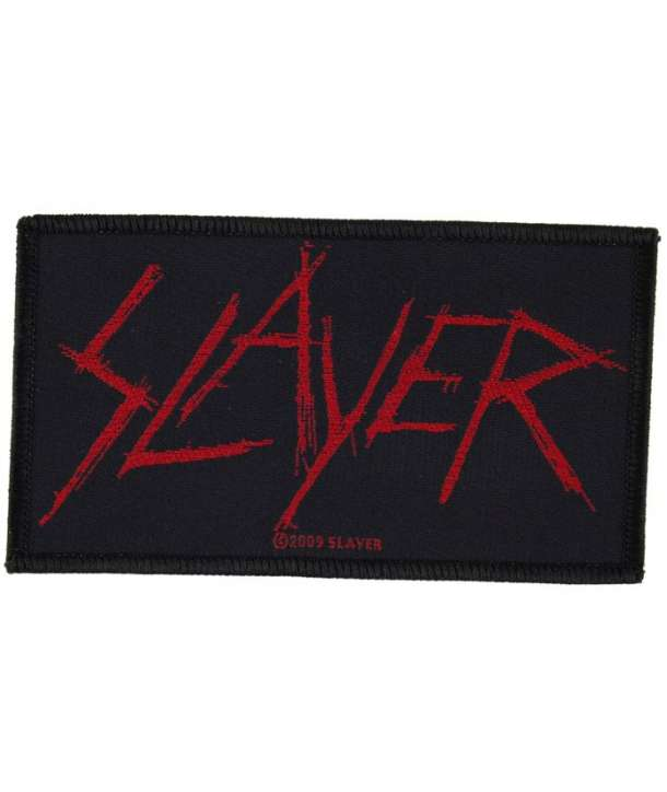 Parche SLAYER - Logo