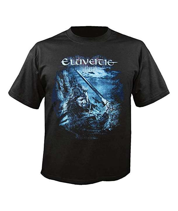 Camiseta ELUVEITIE - Meet The Enemy