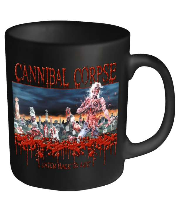 Taza CANNIBAL CORPSE - Eaten Back To Life