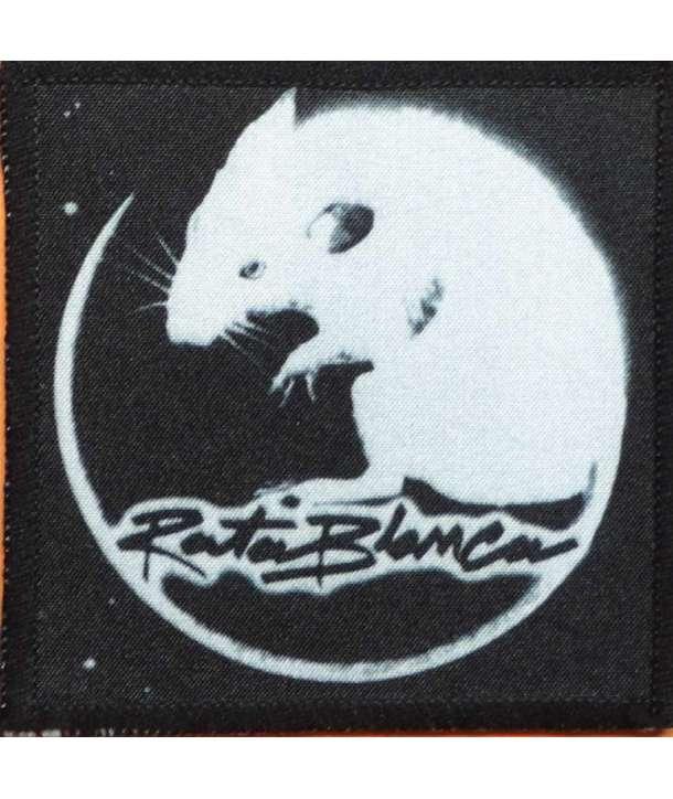 Parche RATA BLANCA - Logo