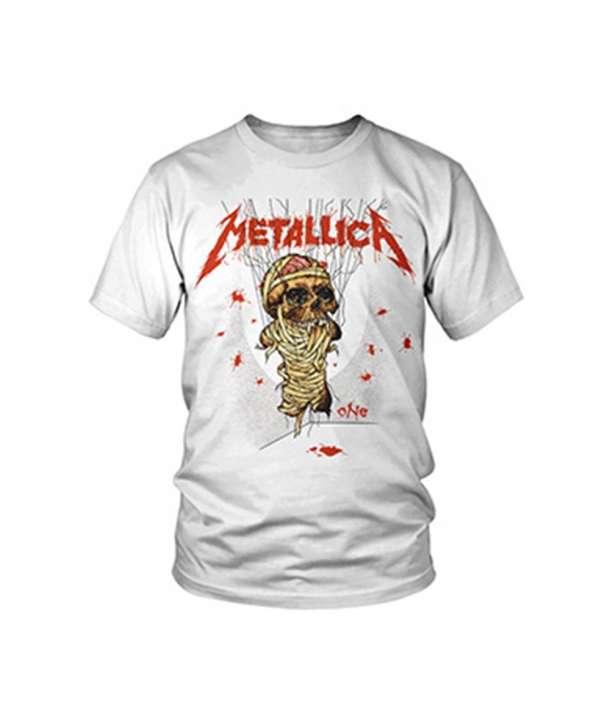 Camiseta METALLICA - One Landmine
