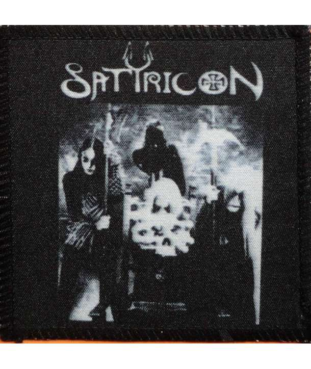Parche SATYRICON - Band