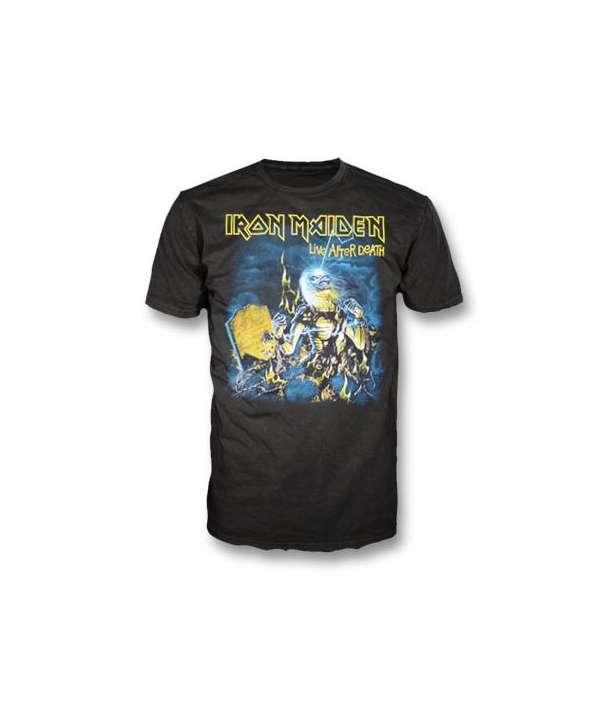 Camiseta IRON MAIDEN - Live After Death
