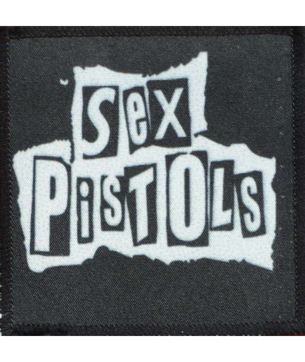 Parche SEX PISTOLS - Logo