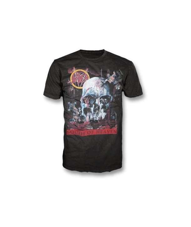 Camiseta SLAYER - South Of Heaven