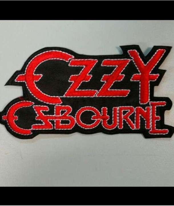 Parche OZZY OSBOURNE - Logo Bordado