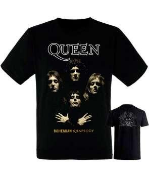 Camiseta QUEEN -Bohemian Rhapsody 5f9d232a63303