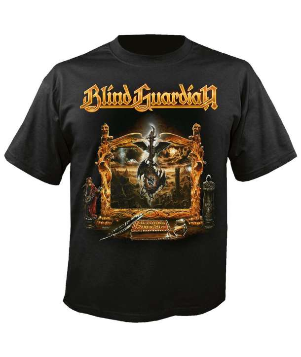 Camiseta BLIND GUARDIAN - Imaginations From The Other Side