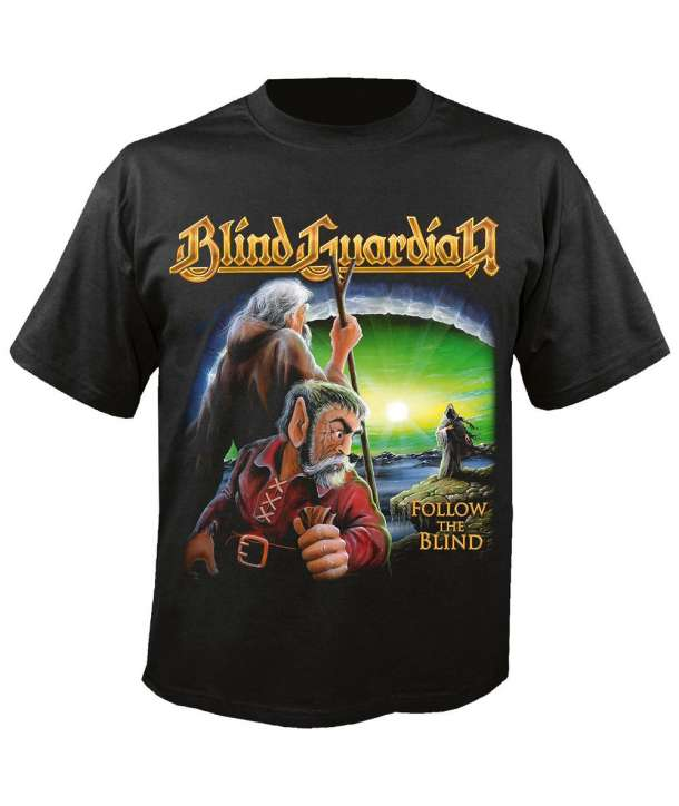 Camiseta BLIND GUARDIAN - Follow The Blind