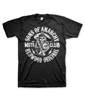 95e128d4fb12 Camiseta SONS OF ANARCHY - Moto Club