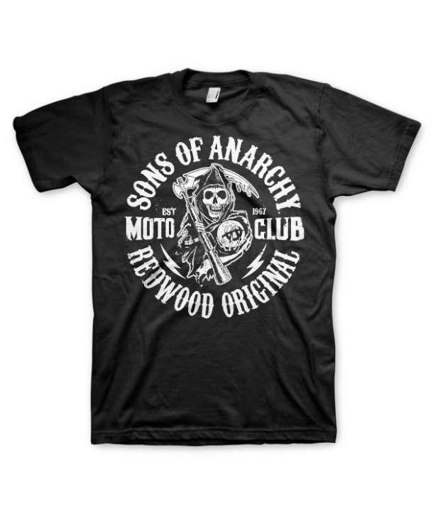 Camiseta SONS OF ANARCHY - Moto Club