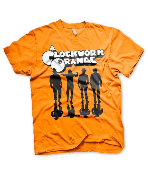 Camiseta La Naranja Mecánica - Clockwork Orange