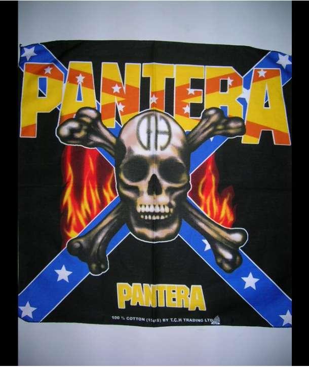Bandana Pañuelo PANTERA - Skull Southern