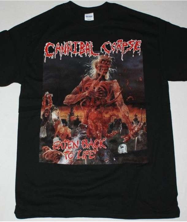 Camiseta CANNIBAL CORPSE - Eaten Back To Life