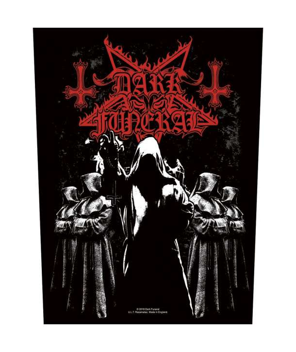Parche para espalda espaldera DARK FUNERAL - Shadow Monks
