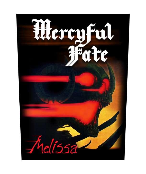 Parche para espalda MERCYFUL FATE - Melissa