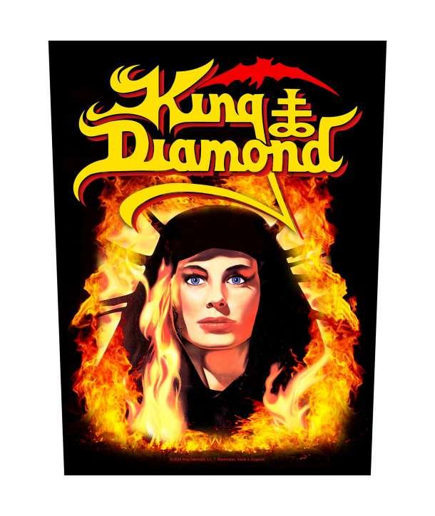 Parche para espalda KING DIAMOND - Fatal Portrait