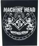 Parche para espalda MACHINE HEAD - Logo