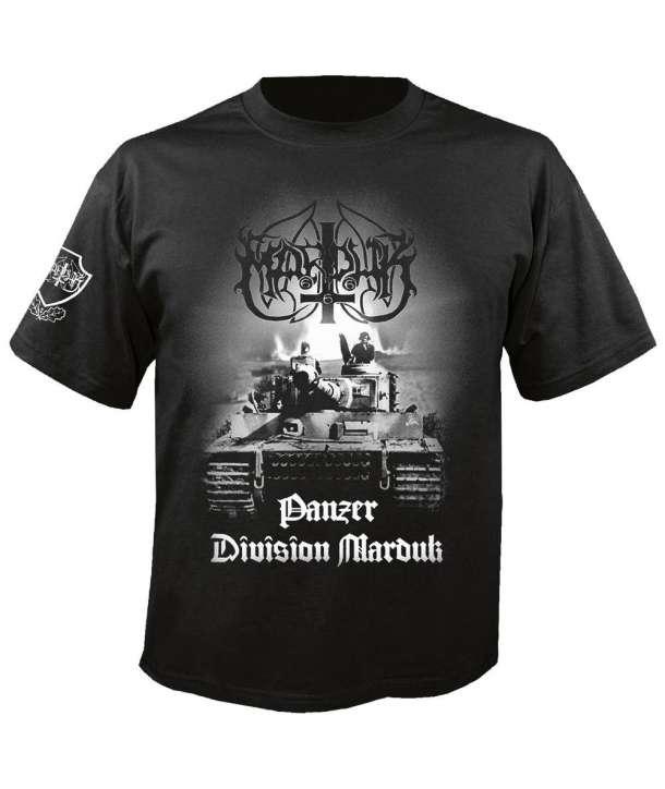 Camiseta MARDUK - Panzer Division