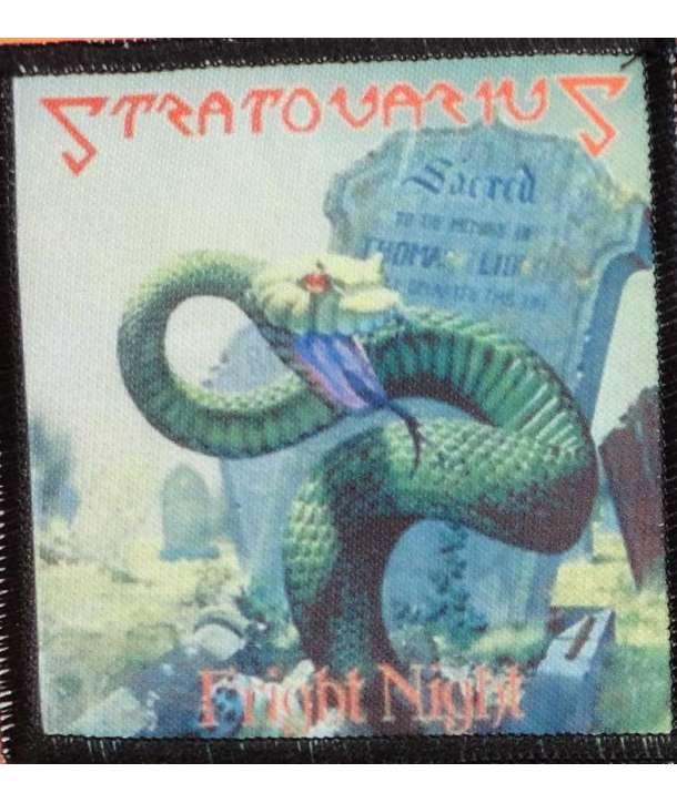 Parche STRATOVARIUS - Fright Night