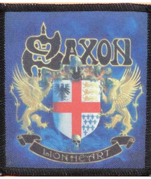 Parche SAXON - Lionheart