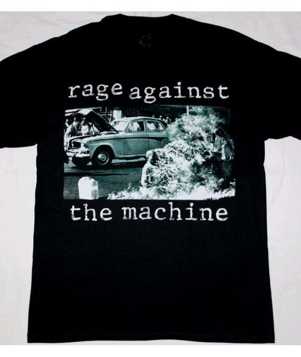 Camiseta RAGE AGAINST THE MACHINE - ST