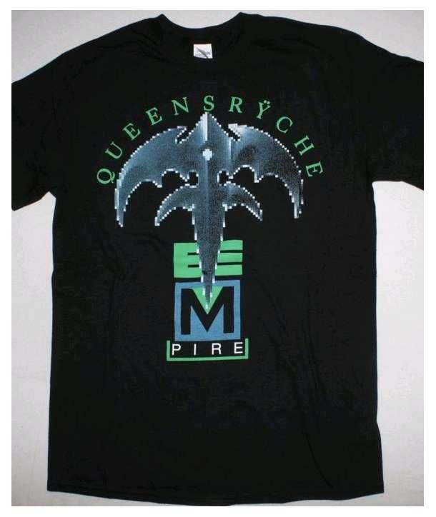 Camiseta QUEENSRYCHE - Empire