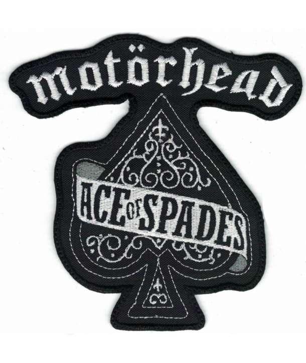 Parche MOTORHEAD - Ace Of Spades Bordado