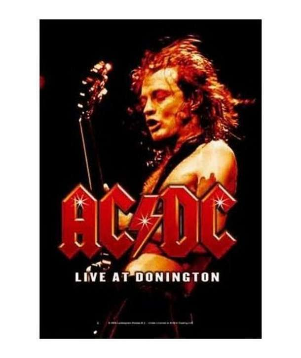 Bandera ACDC - Live At Donnington