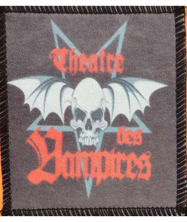 Parche THEATRES DES VAMPIRES - Logo