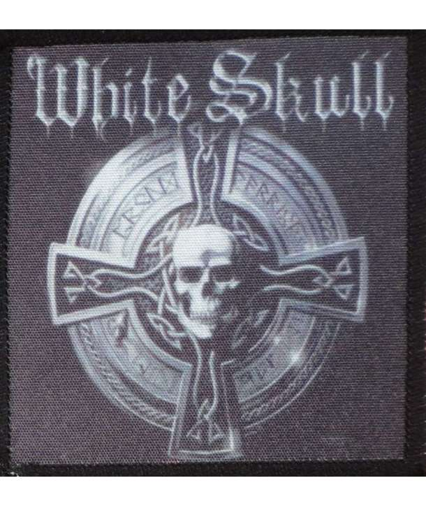 Parche WHITE SKULL - The Ring of the Ancients