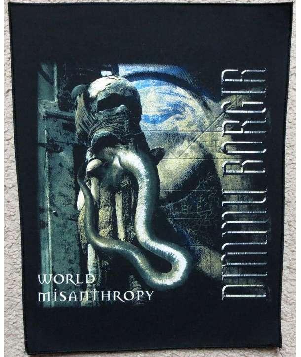 Parche para espalda DIMMU BORGIR - World Misanthropy