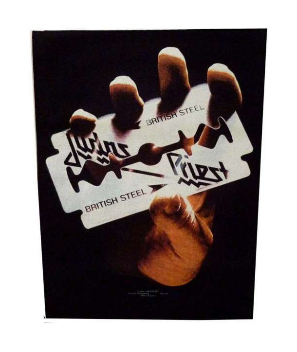 Parche para espalda JUDAS PRIEST - British Steel
