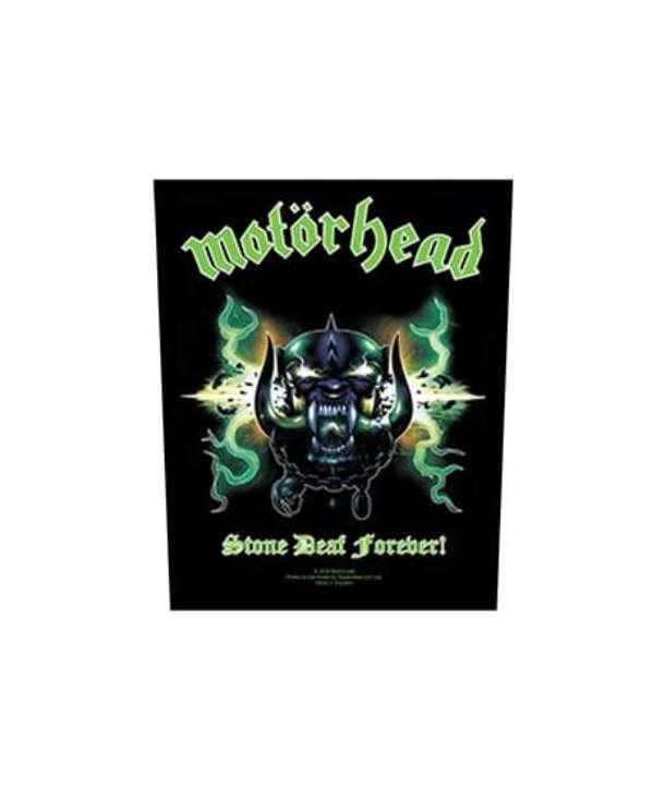 Parche para espalda MOTORHEAD - Stone Deaf Forever