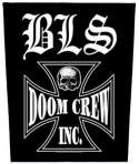 Parche para espalda BLACK LABEL SOCIETY - Dooms Crew